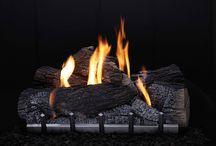 Outdoor Gas Logs