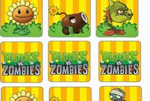 Festa Miguel - Plants vs Zombies