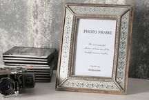 Ramki na zdjęcia | Photo frames / #ramki #dekoracje #home #decoration #photo #frames #fotografia #dom #wnetrza #interior