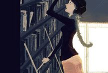 me: librarian life