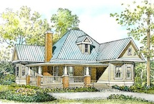 House Designs / by Alicia Oliver