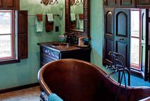Bathroom Ideas / by Cathy Addison