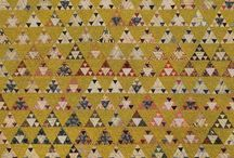 Panama pyramids quilts