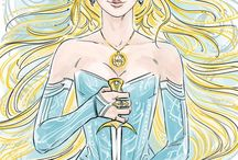 Throne Of Glass / ThroneOfGlass fanarts