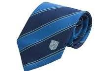 Officially Licensed University of Cambridge Accessories / Officially licensed University of Cambridge accessories including ties, tie slides, cufflinks, lapel pins and ladies silk scarves