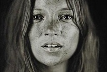 Biographies of faces / Black and white faces that inspire some emotion / by The Joker