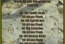 Army workout