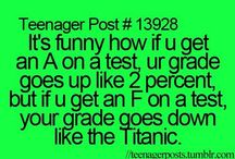 Teenager Post's