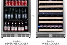 Wine & Beverage Cooler Combos / Sometimes you need a cooling solution for more than just wine in your beverage fridge. KingsBottle is proud to offer a unique refrigeration solution with our innovative 2-zone and 3-zone temperature wine and beverage centers. https://kingsbottle.com/collections/wine-beverage-combos