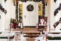 Christmas: Outdoor  / by Melissa Allen