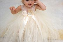 flower girls' dresses