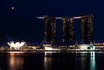 city lights, sights