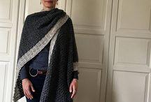 Crochet Wrap PATTERN, Crochet Sweater Pattern, Blanket Shawl, Shrug, Poncho, Ruana, Cardigan