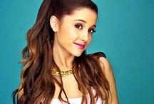 My everything de Ariana Grande / Imágenes de los covers de los distintos singles de Ariana Grande