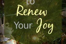 Joy 2015 / by Krista Byrd