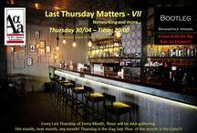 Last Thursday Matters - VII / Bootleg - 30/04/2015