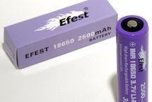 e-cigarette li-ion battery / li-ion