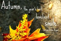 Autumn Leaves may Fall...