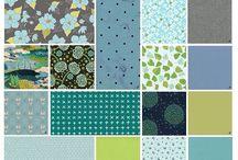 :: fabric mosaics ;;