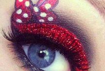 The eye's...