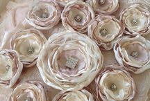 Lovey homemade flower / #Lovey#homemade#flower