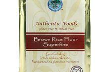 GF Baking Ingredients We Use