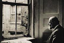 Anton Corbijn - Allen Ginsberg / Dutch Photographer