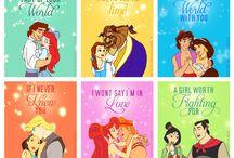 Disneyowskie Pary