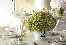 Creative Table Numbers
