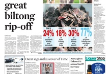 Front pages - March 2013