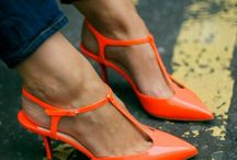 Orange Ooh lala / Tropical colors / by Susie Lopez