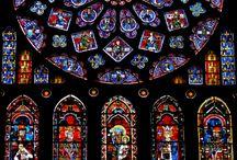 vitralii catedrale