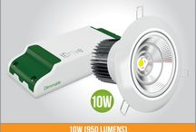 our iglobe range of led downlights / here is a selection of iglobe products that we now stock