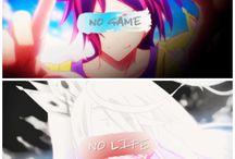 No game no life / 「空白」 Sora & Shiro