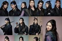 korean dramas and movies