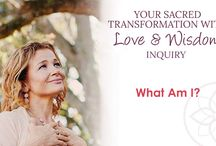 Your Sacred Transformation with Love and Wisdom Inquiry