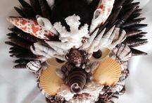 Seashells / Custom decorator seashell creations