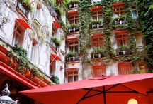 Paris awning