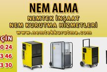 Nem Alma Kurutma / Nemtek İnşaat Nem Alma Kurutma hizmetleri www.nemtekkurutma.com