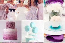 Wedding: Color Palette  / by Erin Watlington