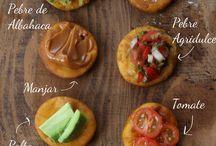 Appetizer / by Rosario Valdivia