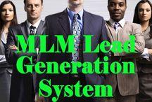 MLM Lead Generation System