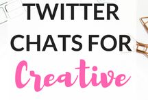 Twitter / Use Twitter for your blog and business to grow your audience and brand yourself.
