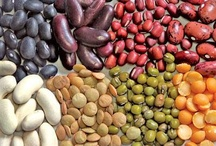FOOD: BEANS & LENTILS~BIBLICAL SUPER FOOD / by Terlyn Strong Dufrene