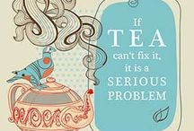 Until there's tea there's hope