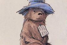 Illustration from Children's Books / Original drawings and paintings from children's books past and present.