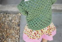 CROCHET (clothes) / by Melissa Yerxa