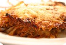 pasta's  ww