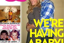 """Baby World: Birth announcements / Inspiration and ideas for the perfect  """"we're having a baby"""" moment!!!!"""
