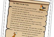 Deutsch Fabeln